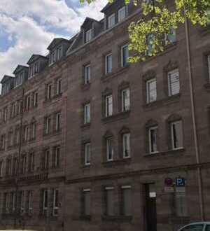 Gepflegte 2-Zimmer-Wohnung mit Balkon in Nürnberg-Sankt Johannis