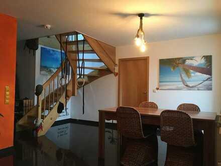 Schöne helle Maisonette-Wohnung in Oedheim zu verkaufen
