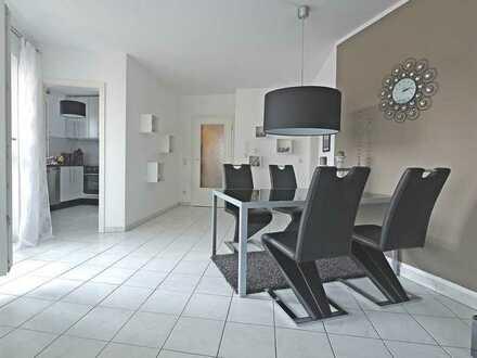 Elegante 4-Zi.-Wohnung im Zentrum Fürstenfeldbrucks mit TG-Duplex-Platz