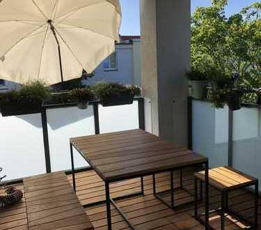 Bild_Neubau Dachgeschoß-Maisonette in Ku'damm Seitenstraße