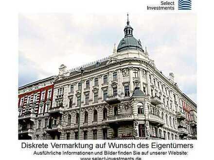 Renovierungsbedürftige 4 Zimmer-Wohnung zur Eigennutzung in Schöneberg.