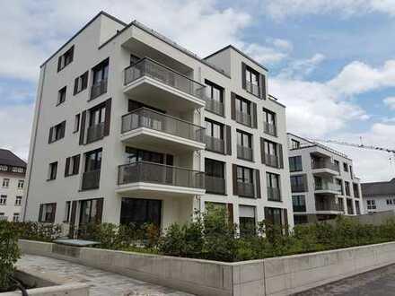 Exklusiv Wohnen in der Neuen Ludwigvorstadt mit Terrasse, Erstbezug