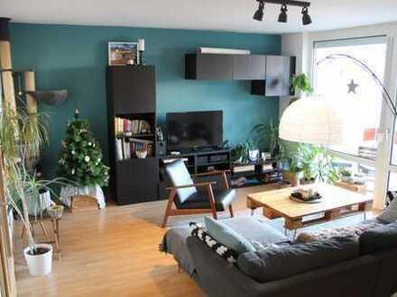 3 ZKB, 82 m², 2 Balkone, Fußbodenheizung, TG-Stellplatz