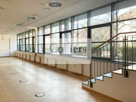 Flexible Büroflächen im repräsentativen Gebäudekomplex - COLLIERS