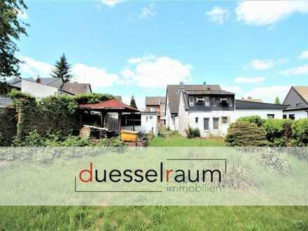 Unterrath: Grundstück mit ca. 656 m² - Bebaubarkeit nach Umgebungsbebauung, §34 BauGB