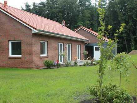 Seniorengerechtes Einfamilienhaus mit drei Zimmern in Ahlhorn