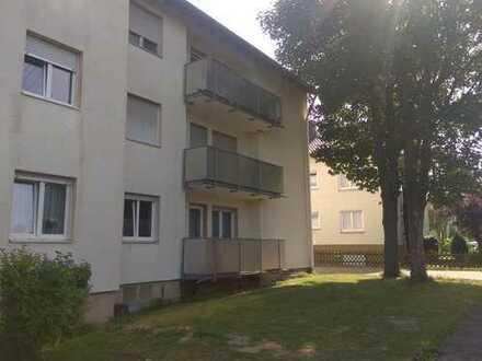 2-Zimmer-Wohnung mit Balkon und Stellplatz, keine Maklerprovision