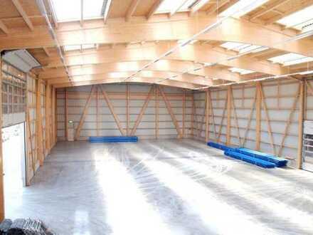 """BAUMÜLLER & CO."" - Top Lage / Nähe A67: ca. 2.000 m² Hallenfläche"