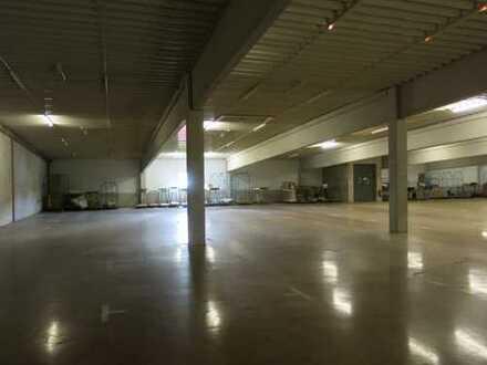 2900 m² im 2. OG, großzügige Lagerfläche, modern in einer Gewerbeimmobilie 2. OG -