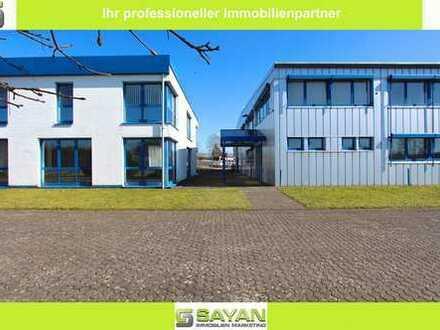 SAYAN Immobilien - Gewerbegebiet Meckenheim: Event, Produktion,Lager...alles was das Herz begehrt -