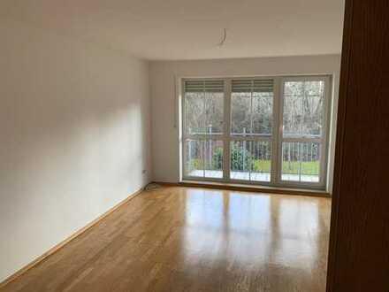 Gepflegte 3-Zimmer-Wohnung mit Balkon in Burglengenfeld