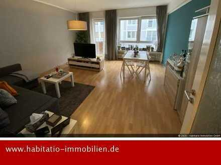 Zentral & ruhig gelegene Wohnung in der City -aktuelle möbliert vermietet