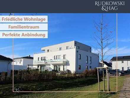 Wesseling Keldenich + Obergeschosswohnung + Wärmepumpe + 4 Zimmer + Luxus + Aufzug