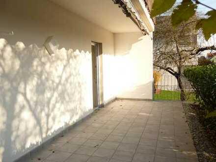 Bitte nur Email-Anfragen! Sehr ruhig gelegene 4-Zimmer-Wohnung mit Terrasse in Tegernheim