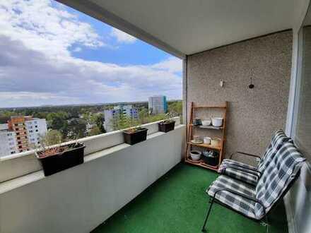 ONLINE BESICHTIGUNG - Waldrandlage! Großzügige 3-Zimmerwohnung mit Balkon in Heusenstamm