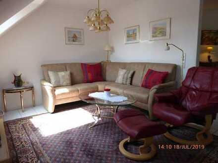 Sonnige, ruhige und sehr zentral gelegene 3-Zimmer Wohnung in Bad Pyrmont, modernisiert