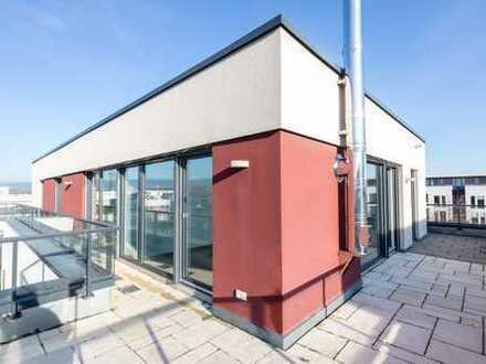 Wohnen über den Dächern Frankfurts – mit Blick auf den Taunus - Provisionsfrei