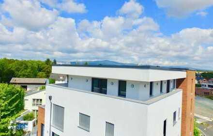 Luxus Penthouse-Wohnung mit Blick über Eschborn!