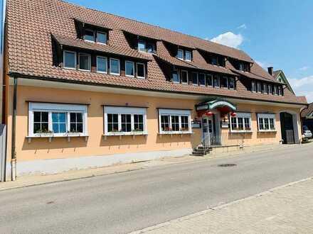 Erstklassige Liegenschaft Gastronomie & Wohnen mit hervorragendem Potential in Ehrenkirchen