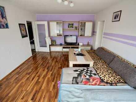 Sonnige Kapitalanlage 2-Zi-Whg mit Balkon + 1-Zimmer-UG-Apartment in ruhiger Lage