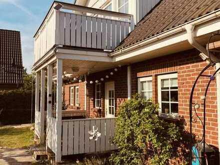 Schwedenhaus mit ruhigem Garten & guter Anbindung