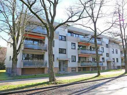 Schöne 3-Zimmer Wohnung mit 2 Balkonen und Hobbyraum in München-Solln!