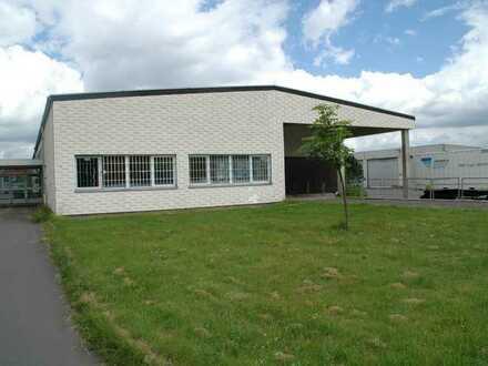 provisionsfreies Büro/Produktionsgebäude im Gewerbepark Siegerland