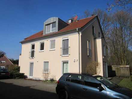 Telgte: 4 Zimmerwohnung auf 2 Ebenen in der Nähe der Emsauen