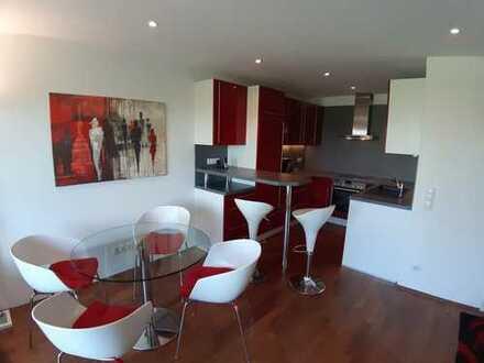 Exklusive, neuwertige 2-Zimmer-Wohnung in Olchinger Top-Lage *** provisionsfrei ***