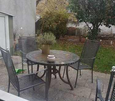 Einfamilienhauscharakter mit Garten in Klettenberg