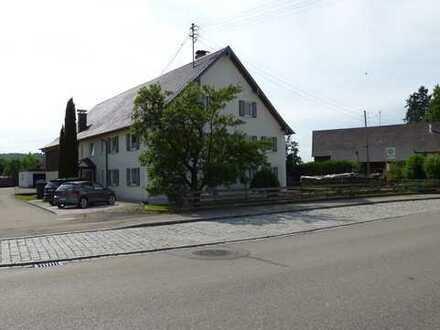 2-Generationenhaus ca. 10 km nördlich von Memmingen zu verkaufen!!!