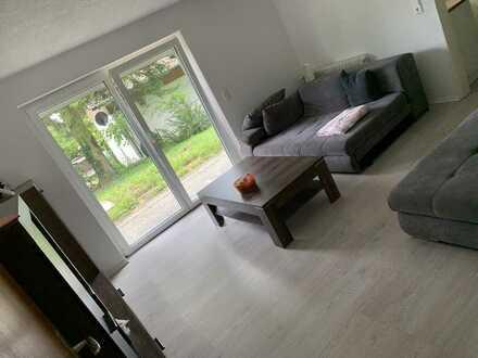 Freundliche 2-Zimmer-Erdgeschosswohnung mit Einbauküche in Munderkingen