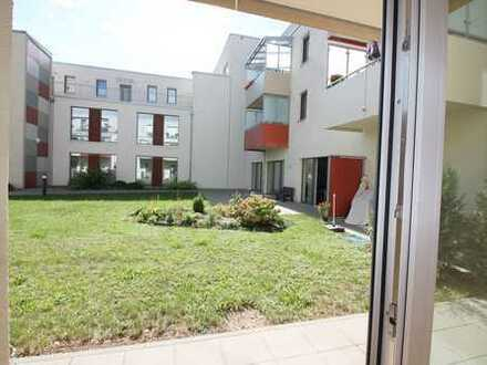 2-Raumwohnung mit Einbauküche und Concierge*!
