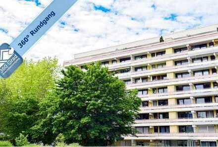 Helle 3-Zimmer-Eigentumswohnung mit Süd- und Ostbalkon zur Kapitalanlage in Puchheim!