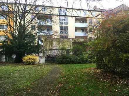 2-Zimmer-Eigentumswohnung in München-Schwabing - fußläufig zum Englischen Garten