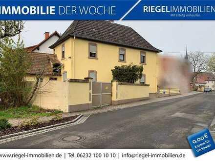 Sie hier ? Wir auch! Einfamilienhaus mit ca. 120 m² Wfl. 4-5 Zimmer, 2 Bäder