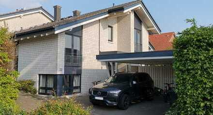 Exklusives Einfamilienarchitektenhaus mit Galerie und moderner stilvoller Ausstattung in idealer Lag