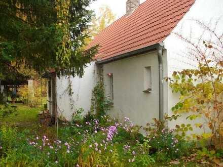 Modernisiertes Bauernhaus mit Gartenanteil