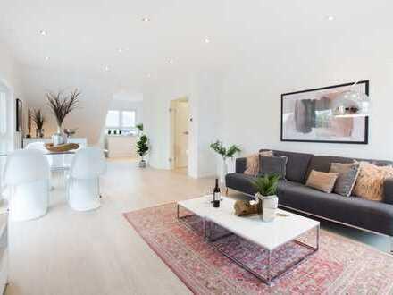 TOP-Angebot!!! 4-Zi-Traumwohnung im Dachgeschoss mit Klimaanlage!