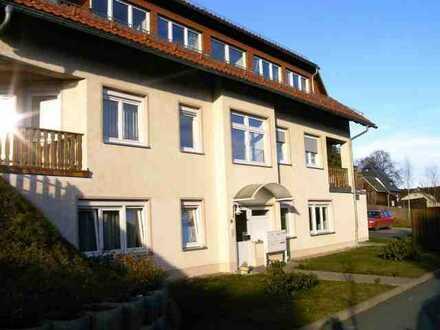 Ein-Raum-Wohnung mit Einbauküche bei Bad Elster / OT Sohl