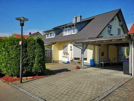 Moderne und freundliche Doppelhaushälfte BEI Ochsenhausen / Rot an der Rot