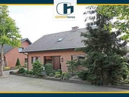 PROVISIONSFREI für Käufer – Klassisches Einfamilienhaus mit Garten in ruhiger Wohnlage von Alstätte