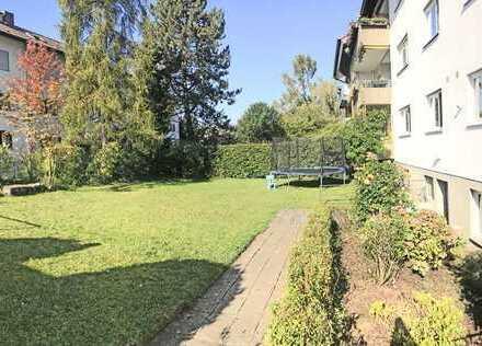 5965 - 4,5 Zimmerwohnung mit Gartenmitbenutzung in Wolfartsweier! WG-geeignet!
