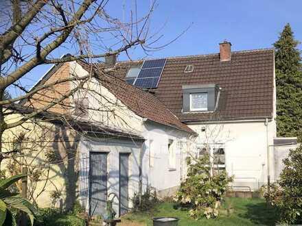 Grund satt im Süden Duisburg-Buchholz