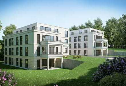 Einladende 4 Zimmer Erdgeschosswohnung mit Terrasse in bevorzugter Wohnlage