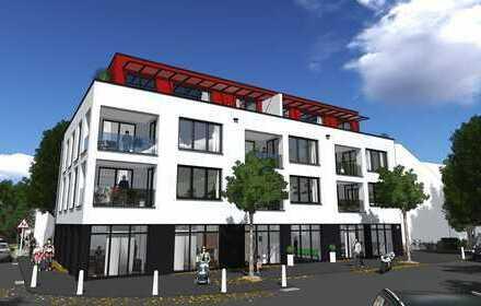 Hochwertige 2-Zimmer-Neubauwohnung im 1. OG mit ca. 61,76 m² Wohnfläche!