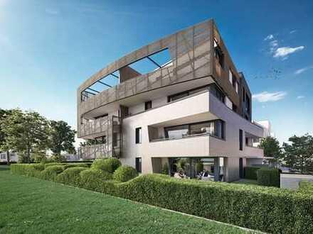 4-Zimmer Gartenwohnung - 138 m² Wfl.   »VERVE by Libeskind«   Exclusive Design-Wohnung   LUXUS PUR