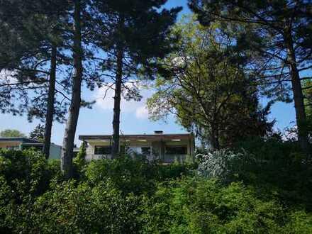 Bungalow mit Garten und Pool inklusive Fernsicht in Naherholungsgebiet!