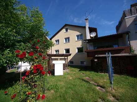 Doppelhaushälfte in Oppenau.