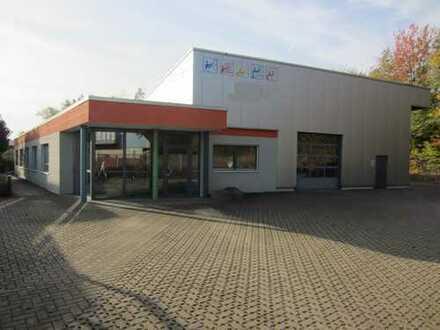Büro- und Gewerbegebäude stadtnah und zentral gelegen, Braunschweig-Ölper!